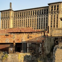 Post Industrial Era Decay: Coming Soon to a City Near You? ~  Jozef (Jotown) Slanda