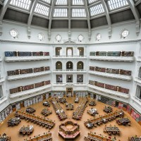 The White Space of Libraries in a Jam-Packed World. ~ Kim Haas