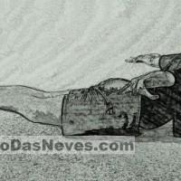 Visual Yoga Blog: The Superman Pose.