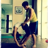 Practicing Ashtanga Yoga Is Like Being Married. ~ Debbie Kadagian