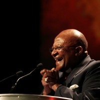 Archbishop Desmond Tutu Attracts Criticism Around Comments at Climate Change Conference. ~ Guenevere Neufeld