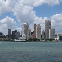 Putting Detroit on the (Literary) Map. ~ Kim Haas