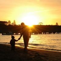 10 Quotes (& 1 Video) Celebrating the Joys & Perils of Fatherhood. ~ Kim Haas