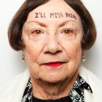 "18 Elderly Share their Insecurities Before It's ""Too Late."" {What I Be Project}"