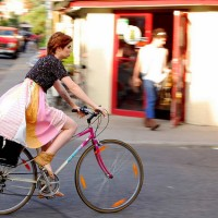 Make Your Skirt Bikeable! ~ Sue Adair
