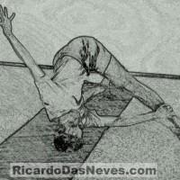 Visual Yoga Blog: Releasing Back & Shoulder Tension.