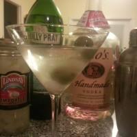 The World's Best Martini. {Recipe}