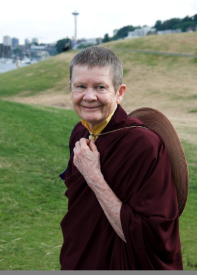 4 Inspiring Pema Chodron Quotes & One rare recording to Help You Through Any Day.