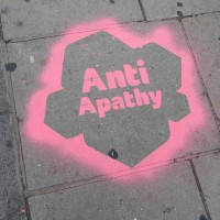 Apathy F#cking Sucks. (Or, Love is the Answer.)