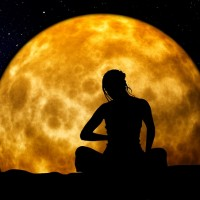 Here Comes the Moon, and a Yoga Sex Cult. ~ Michelle Marchildon