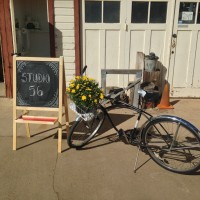 Boulder Open Studios, the Bike Stylish Way (Photo & Video Tour).