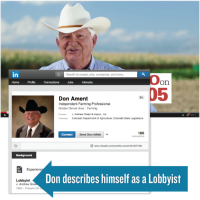 """Who is that """"No on 105"""" Farmer, Really? And Who is Funding those Ads?"""