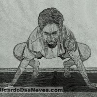 Visual Yoga Blog: The Half-Crow Pose for the Crow-Challenged.