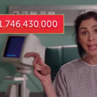 Sarah Silverman gets Prosthetic Penis to avoid Vagina Tax. {NSFW Video}