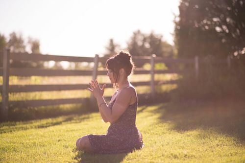 A Yoga Playlist that Will Burst Your Heart Wide Open.