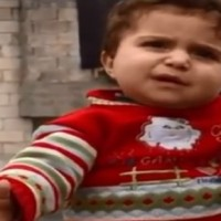 Miracle Baby Saved After Bombing. {Dramatic Video}
