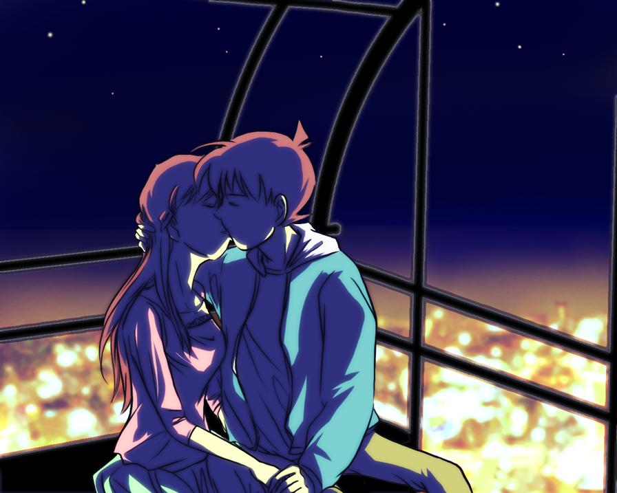 Ran Kissing
