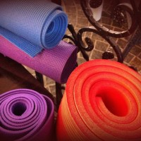 Let's Vote From Our Yoga Mats. {Poem}