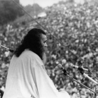 Namaste, Swami Satchidananda on Your 100th.