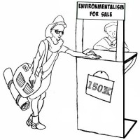 Is Environmentalism Elitist? {Update: MSNBC interviews the author!}