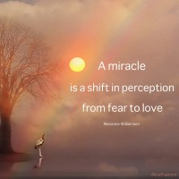 I Surrender to the Miracle of Life.