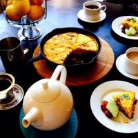 Successful Breakfast: Vegetarian Frittata. {Recipe}
