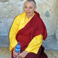 Why Tenzin Palmo Once Challenged the Dalai Lama on Women's Rights.