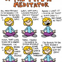 The Inner Struggles of the Type-A Meditator.