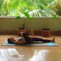 Yoga to Fire Up Sluggish Digestion.