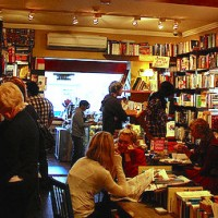 In Honor of National Indie Bookstore Day.