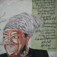 Six Big Life Lessons I Learned from Maya Angelou.