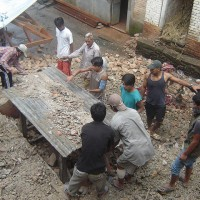 Humanitarian Relief in Nepal Remains Crucial as Reconstruction Begins.