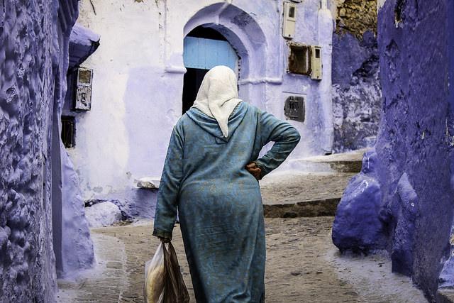 Arabe maroc bigbutt