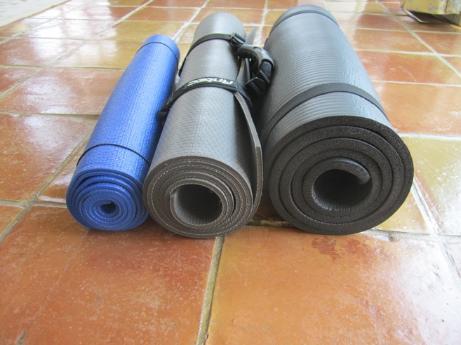 Beginner's Road Map to Buying a Yoga Mat.