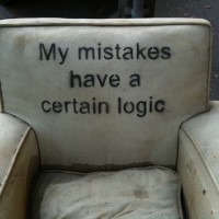 What I have Learned from my Mistakes.