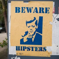 What I Learned this Summer: I'm just a f***ing Hipster. {Adult}