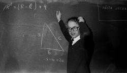 """Torsten, math teacher,"" Blondinrikard Fröberg, Flickr"