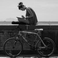 Bicycle Meditation.