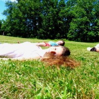 I Lay on the Ground for 10 Minutes & it Changed Everything.