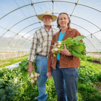 How to save the Next Generation of Local Farmers with one Click.