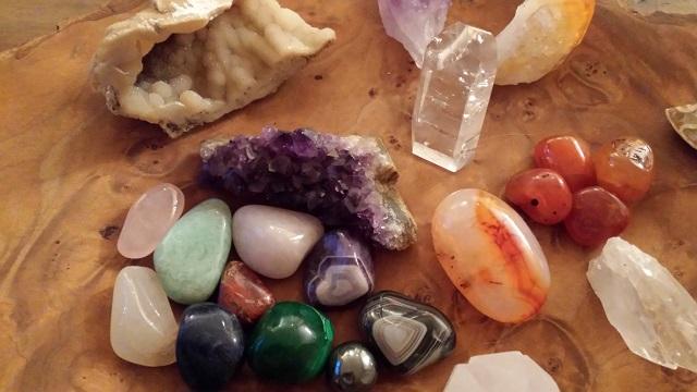 Healing Crystals & Stones for Scorpio.