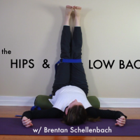 Be Your Own Teacher: Yoga Guide For the Hips & Low Back. {Video}