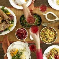 5 Ways to avoid Post-Thanksgiving (Too Much Food) Bloat.
