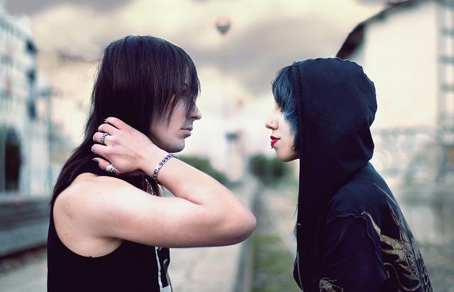 Draigona Vampire/Flickr