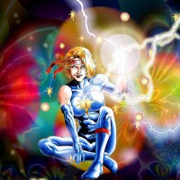 What's Your Superpower:  The Alchemy of Pain.