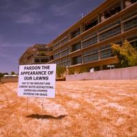 Spiritual Drought in California.