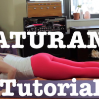 3 Steps to Nail Your Chaturanga. {Video}