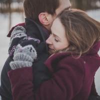 A mi verdadero amor: No quiero una vida sin ti.