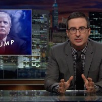 Finally, John Oliver weighs in on Trump. It's Funny, it's Thorough, & at the end he lists how we can Help.