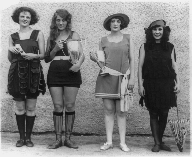 vintage women prize winners